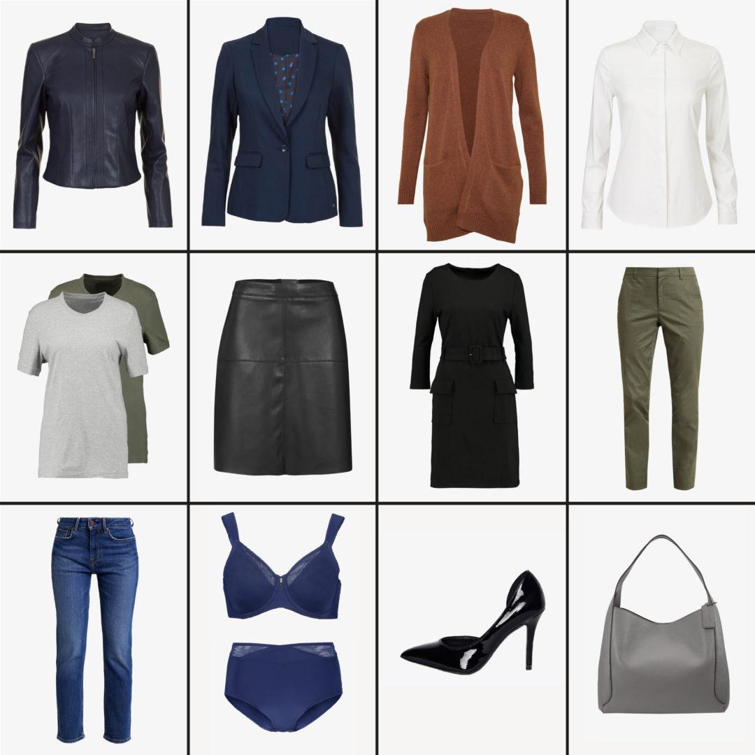 Hoe stel je een basis garderobe samen.