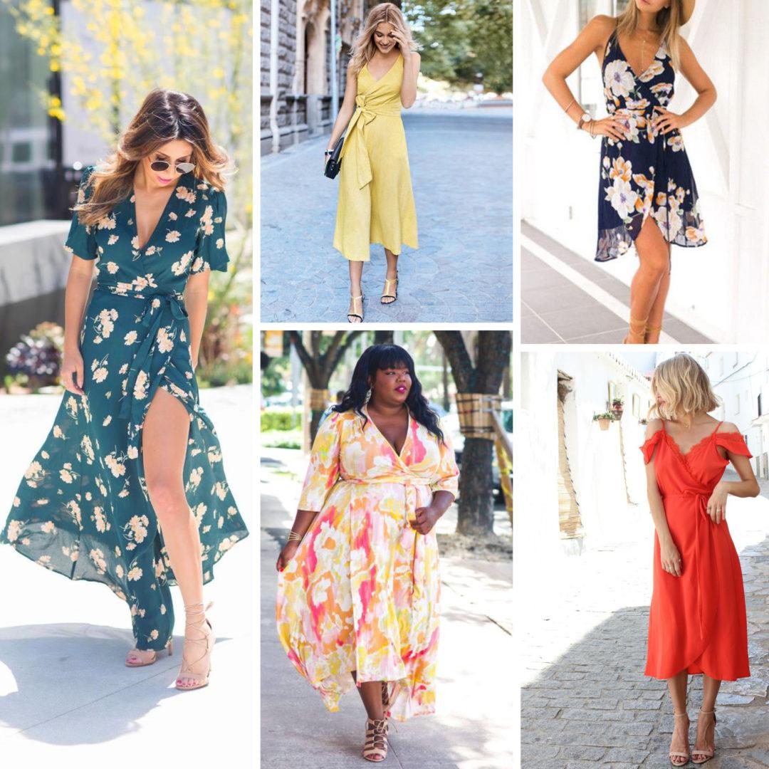 Een ultieme klassieker: de Wrap Dress