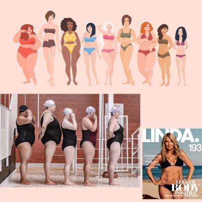 Ieder lichaam is een bikini lichaam!