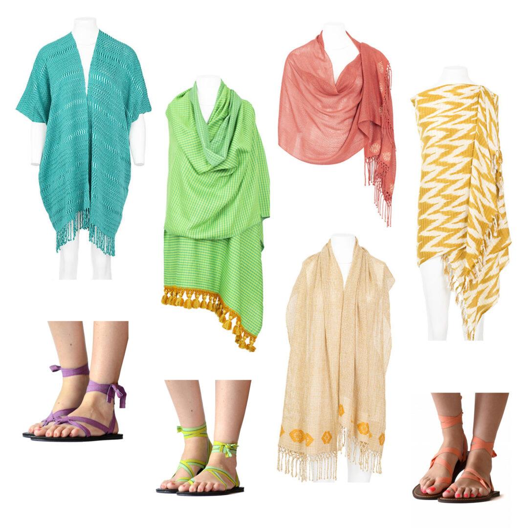 Duurzaam kledingmerk Quetal Artisan