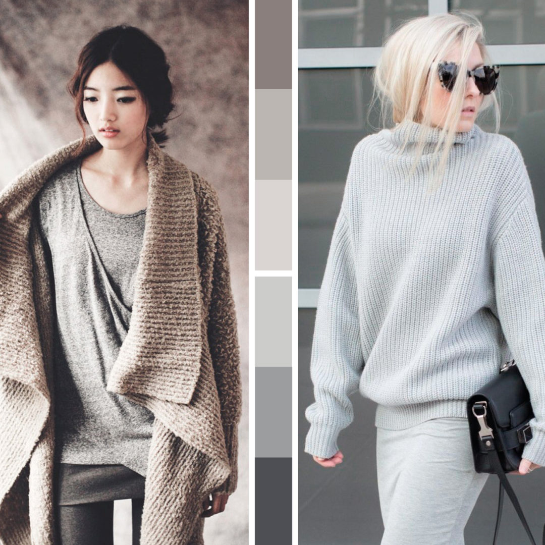 Iedereen kan grijs dragen